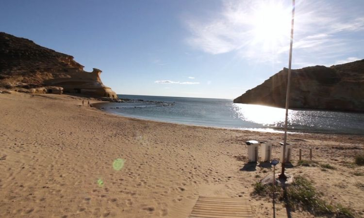 Playa de los Cocedores (Águilas, Murcia)
