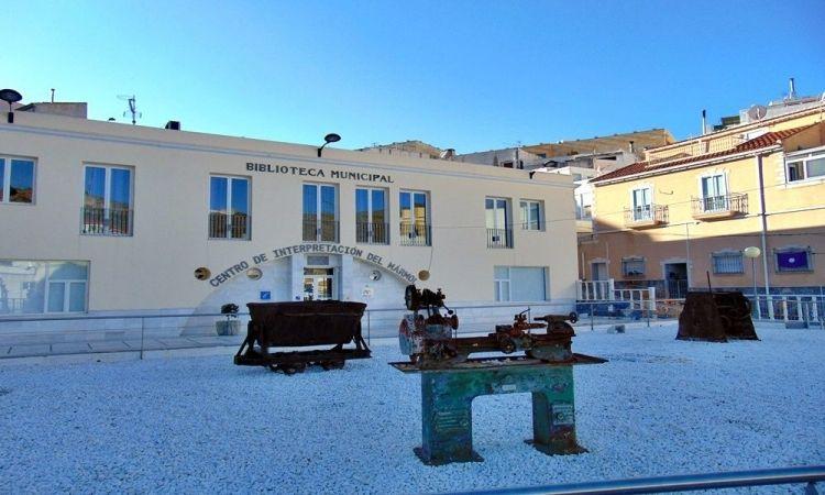 Centro de Interpretación del Mármol (Macael - Almería)