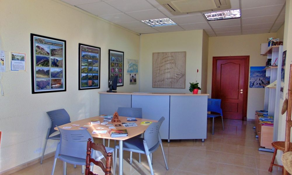 Oficina de Turismo de Alhama de Almería