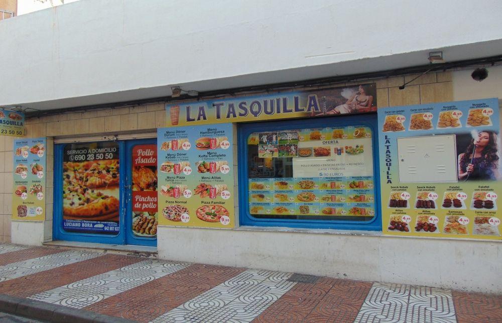 La Tasquilla Kebab - Roquetas de Mar (Almería)