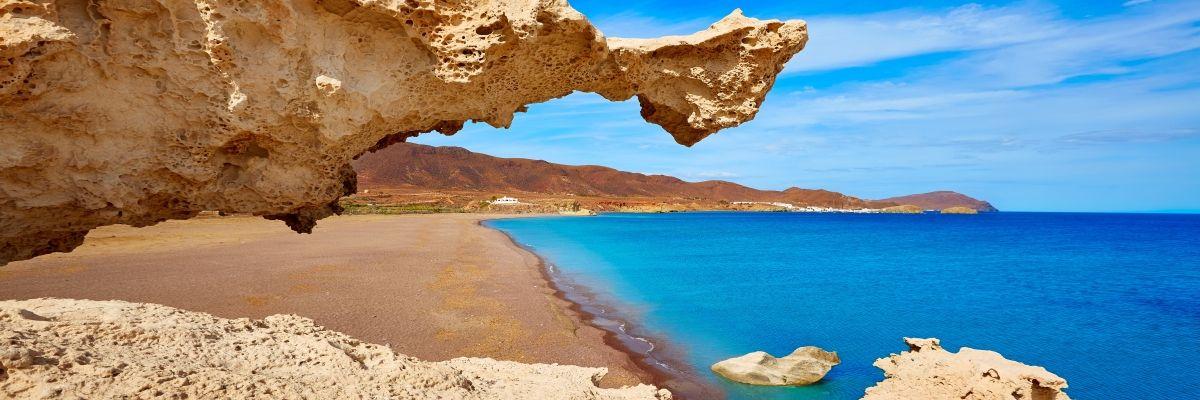 Playa de los Escullos (Cabo de Gata)
