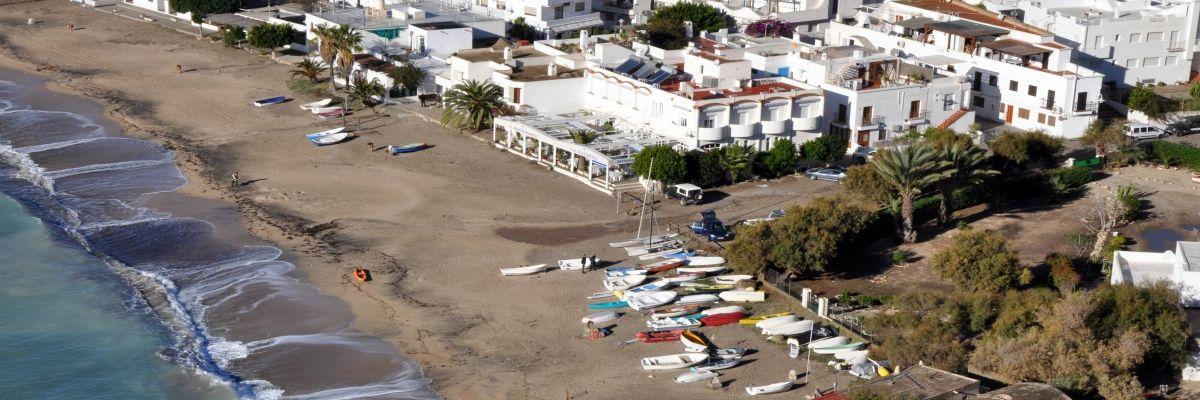 Playa de Agua Amarga (Cabo de Gata)