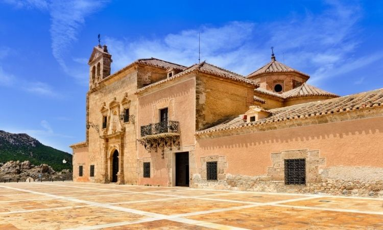 "Sanctuary of the ""Saliente"" (Albox - Almeria)"