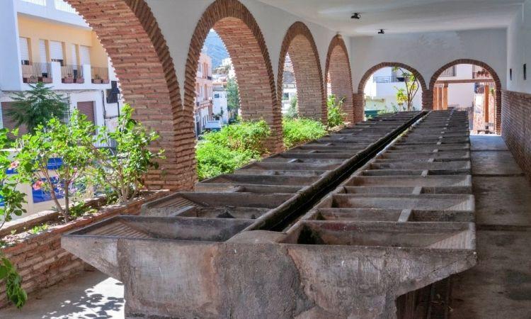 Lavadero (Canjáyar - Almería)