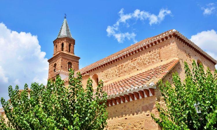 Iglesia de San Andrés (Fondón - Almería)