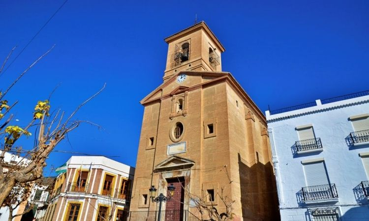 Iglesia de la Concepción (Ohanes - Almería)