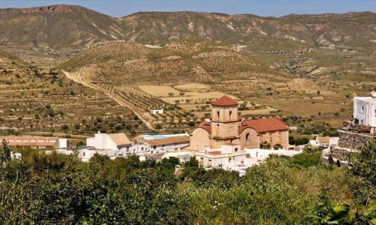 Iglesia de Nuestra Señora de Montesión (Lucainena de las Torres - Almería)