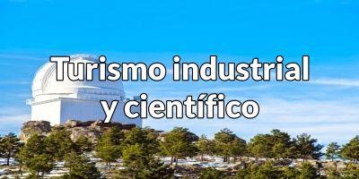 Turismo industrial y científico en Almería