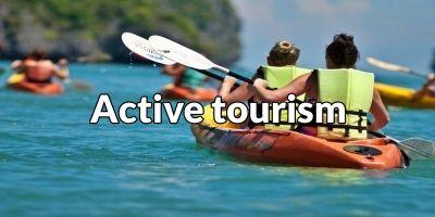 Active tourism in Almeria