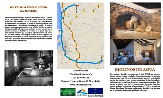 Ruta de los molinos (Adra)