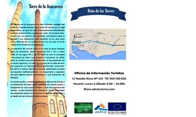 Ruta de las Torres (Adra)