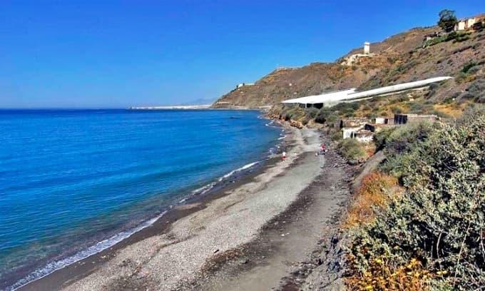 La Juana Beach (Adra)