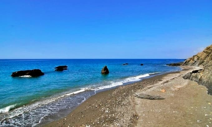 Guainos Beach (Adra)