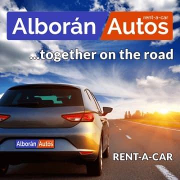 Alboran Autos Banner