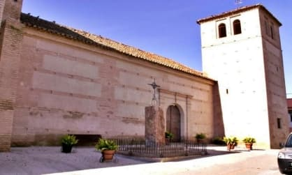Church of Our Lady of the Anguishes (La Alquería - Adra)