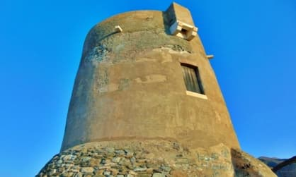 Watchtower of Guainos (Adra - Almeria)