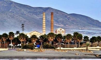 Sugar factory (Adra - Almeria)