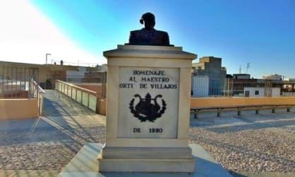 Old Square (Adra - Almeria)