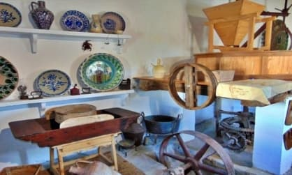 Mill of the Place Museum (Adra - Almeria)