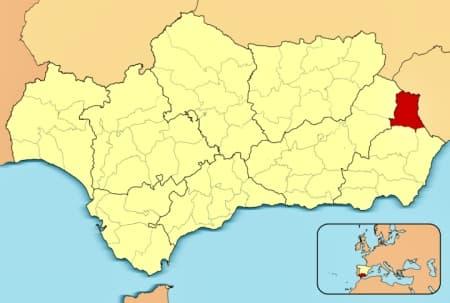 Los Velez region (Almeria)