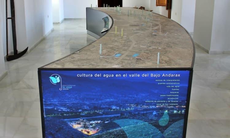Centro de Interpretación Casa Don Mariano (Gádor - Almería)