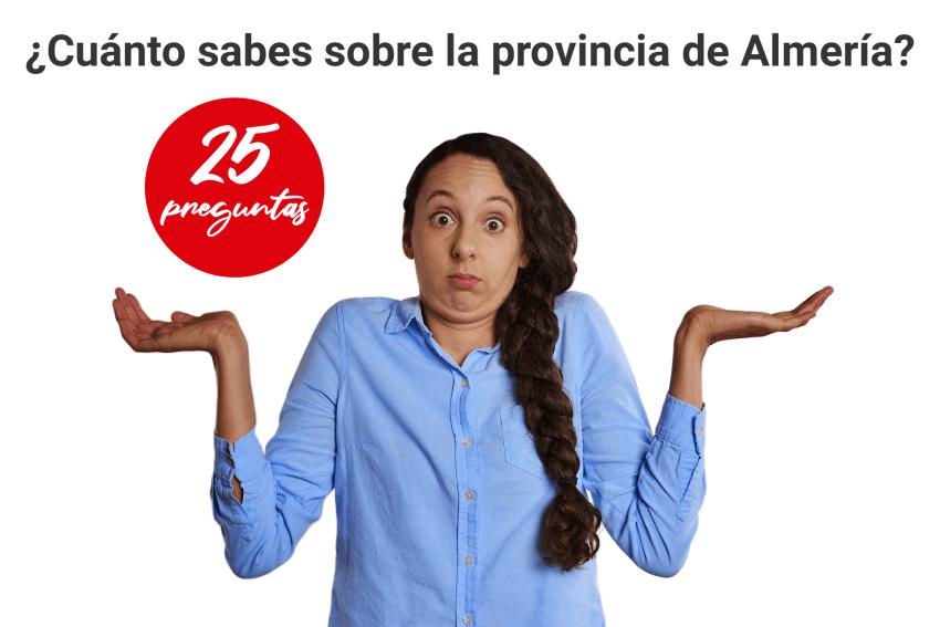 El Trivial de la provincia de Almería