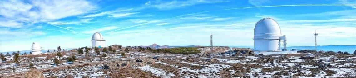 Observatorio Astronómico Calar Alto (Almería)