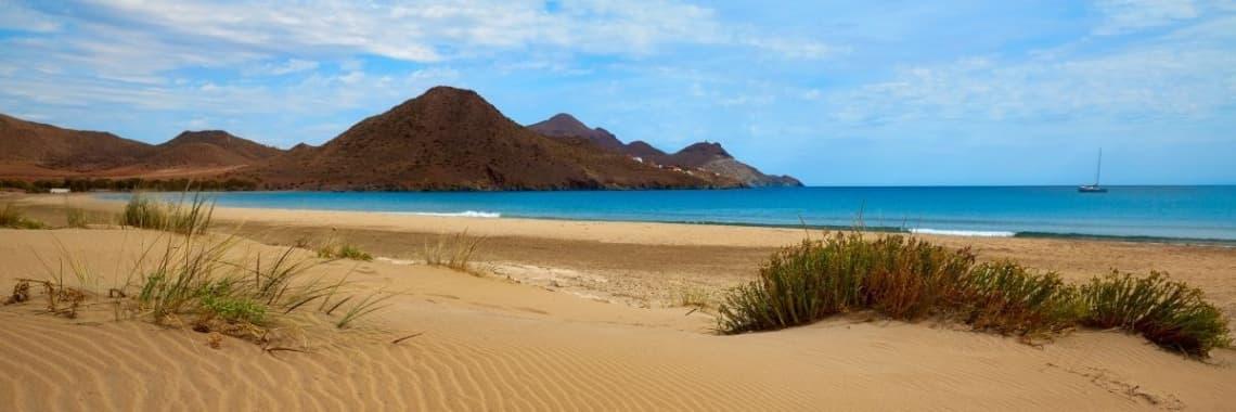 Los Genoveses Beach (Cabo de Gata - Almeria)