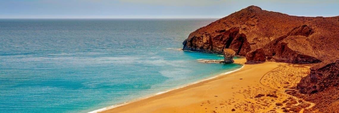 Los Muertos Beach (Cabo de Gata - Almeria)