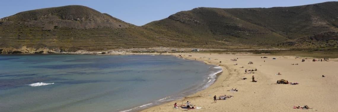 The Playazo of Rodalquilar (Cabo de Gata - Almeria)