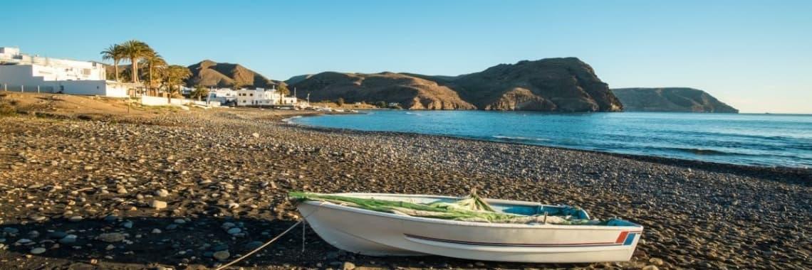 Las Negras Beach (Cabo de Gata - Almeria)