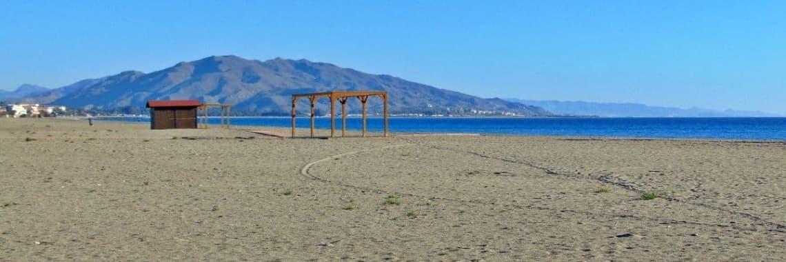 The Playazo of Vera (Almeria)