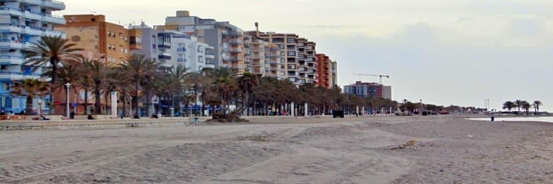 San Miguel-Zapillo Beach (Almeria)