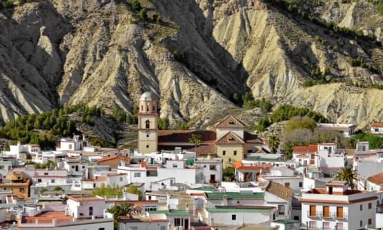 Alpujarra de Almería (España)