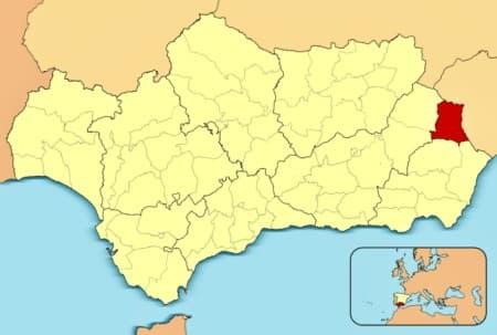 Comarca de los Vélez (Almería)