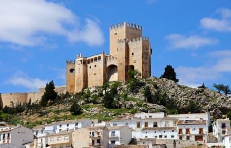 Castillo de los Fajardo (Vélez-Blanco - Almería)