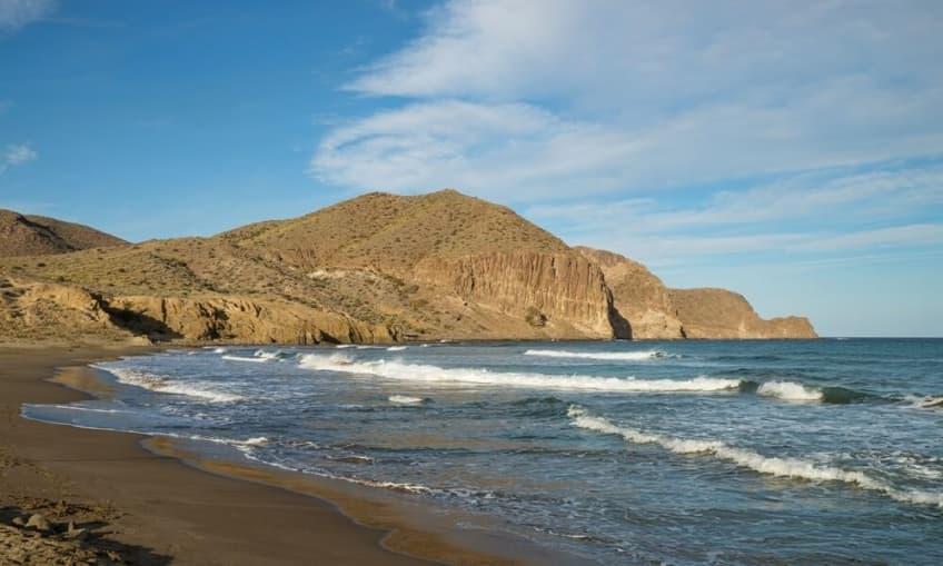 Playa Isleta del Moro (Cabo de Gata - Almería)