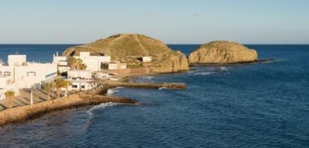 La Isleta del moro (Cabo de Gata - Almería)