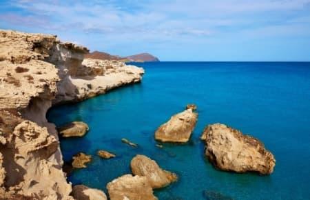 Los Escullos (Cabo de Gata - Almería)