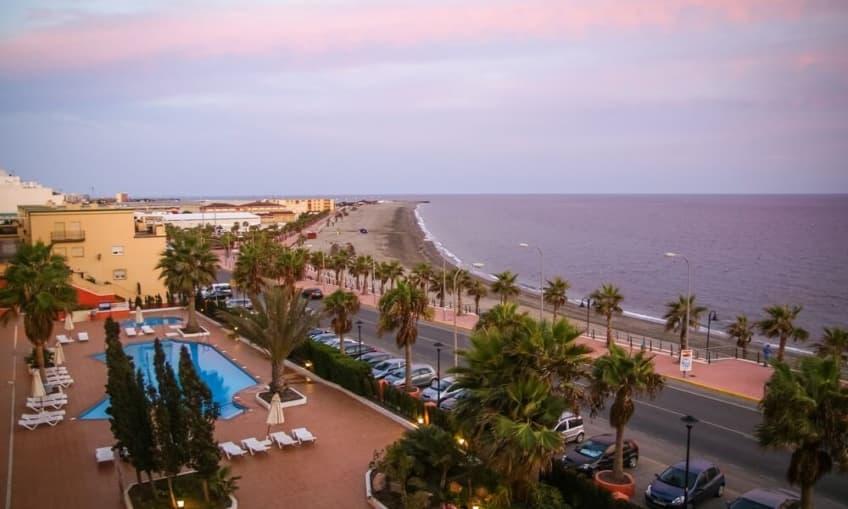 Playa de Adra (Almería)