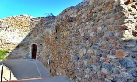 Murralla de Adra (Adra - Almería)