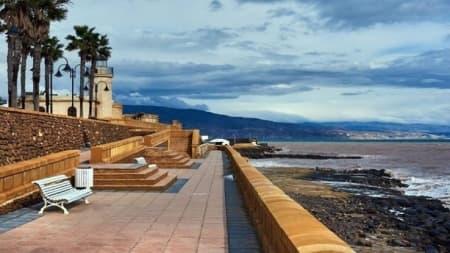 Roquetas de Mar Promenade