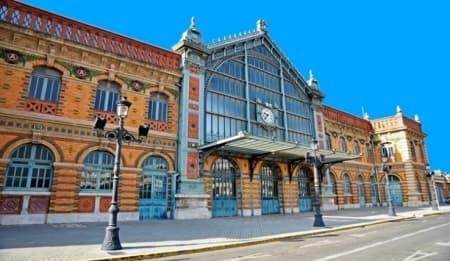 Train Station of Almeria