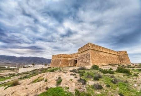 Castillo de San Felipe (Cabo de Gata - Almería)