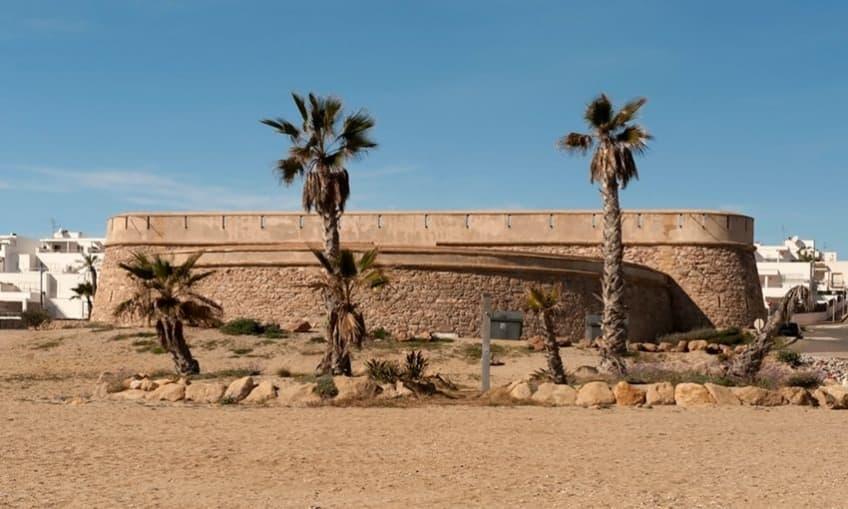 Castillo de Jesús Nazareno (Garrucha - Almería)