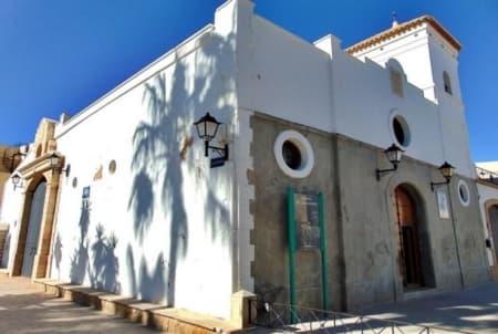 Saint Raymond Hermitage (Vera - Almeria)