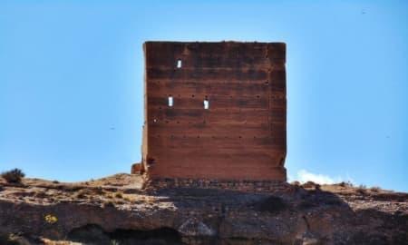 Castillejo Tower (Gádor - Almeria)