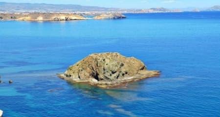Isla Negra e Isla de Terreros (Pulpí - Almería)
