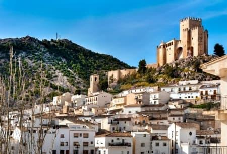 Los Fajardo Castle (Velez-Blanco - Almeria)