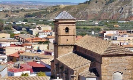 Iglesia de San Ginés (Purchena - Almería)